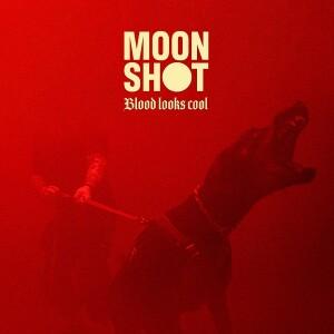 moon shot cover singolo Blood Looks Cool