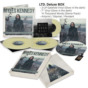 myles kennedy ides of march formats