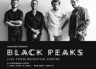 black peaks live from brighton centre