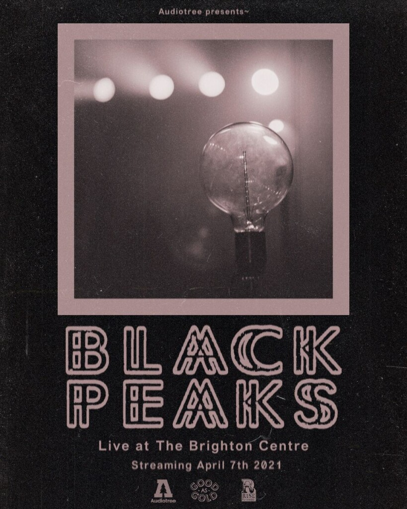 black peaks live from righton centre 2