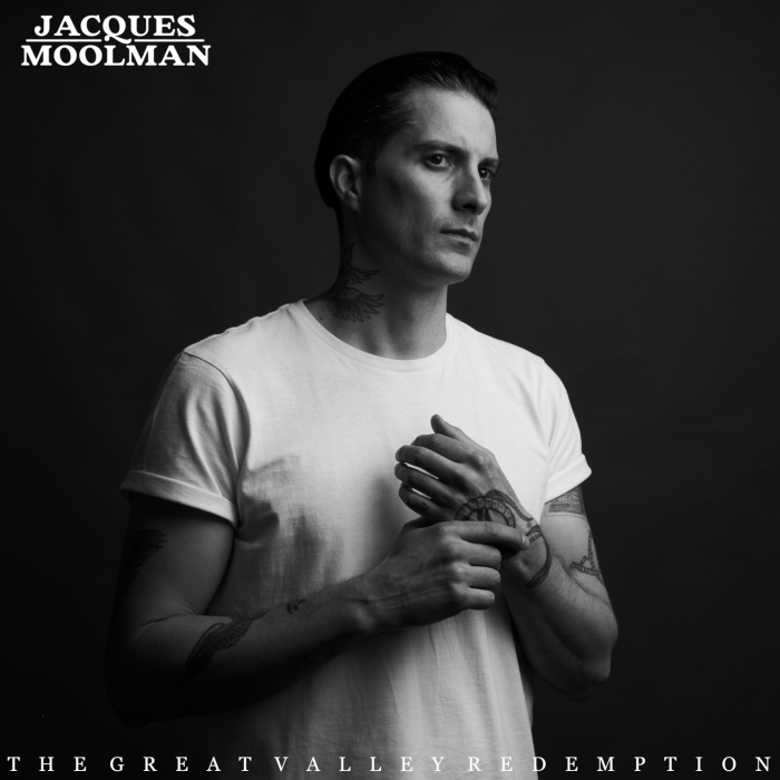 jacques moolman The Great Valley Redemption Album Artwork