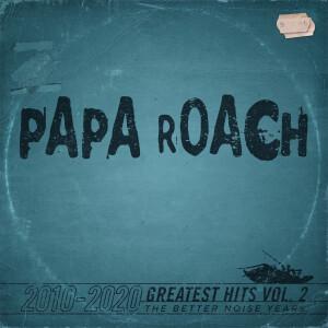 papa roach greatest hits vol.2