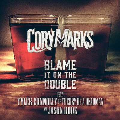 cory-Marks-cover-singolo-Blame-It-On-The-Double