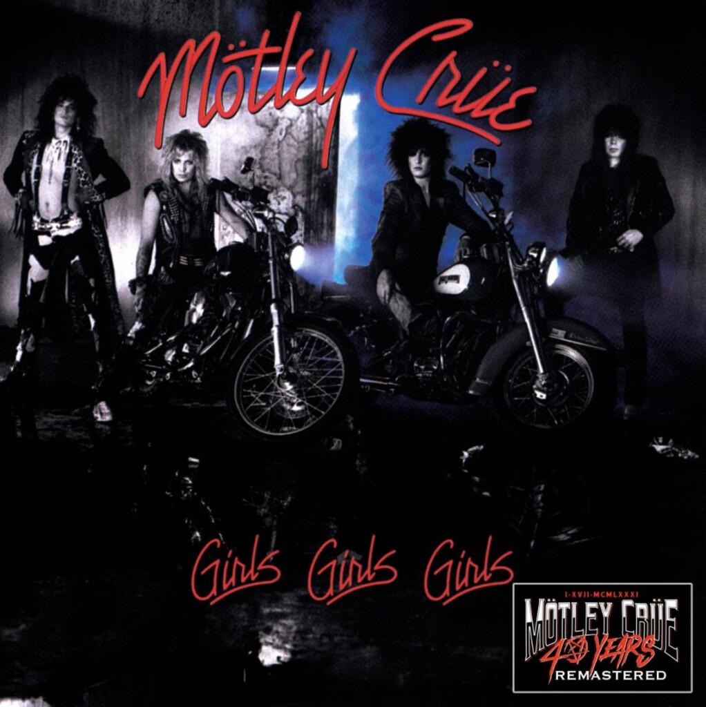motley crue cover album girls girls girls