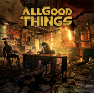 all good things cover album a hope in hell