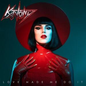 kat von d cover album love made me do it