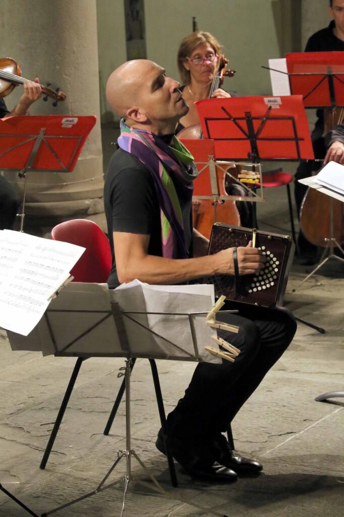 Pietrodarchi omaggio ad Astor Piazzolla firenze fondazione zeffirelli