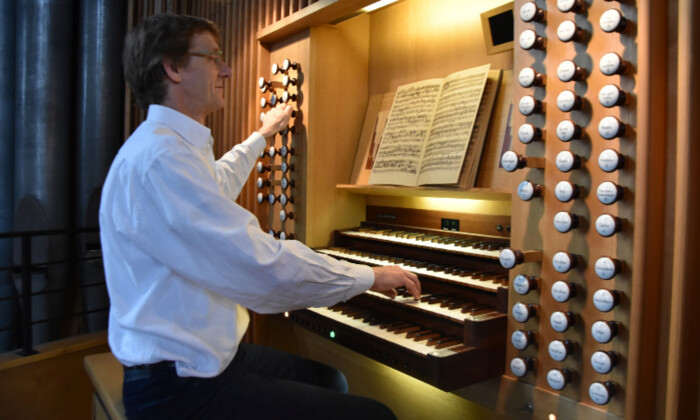 Ulfert Smidt organista germania firenze fondazione cr