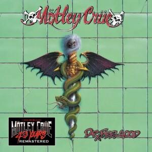 motley crue cover album dr feelgood