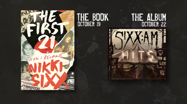 sixxam the hits and the first 21