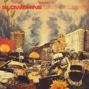 slowshine cover album living light